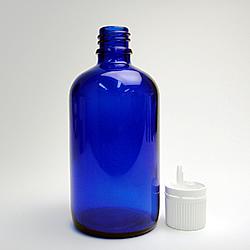 遮光ビン(ブルー) 100ml
