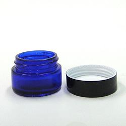 遮光ジャー(ブルー)20g用 ☆特別価格☆