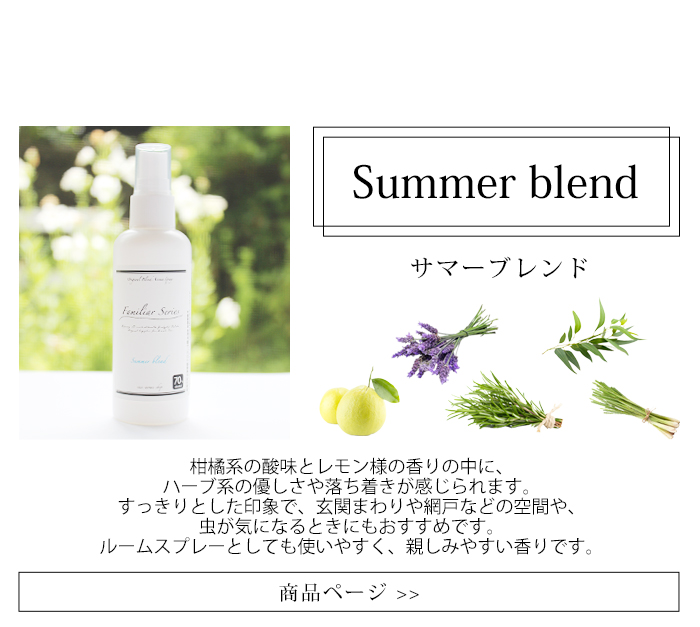 Summer blend 100ml